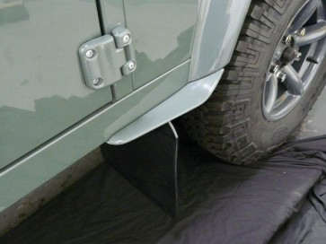 Dirt D-Fender - Front 90 / 110 / 130 Smooth