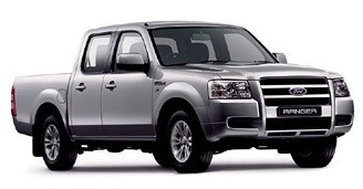 Ford Ranger Double Cab 2007 to 2011