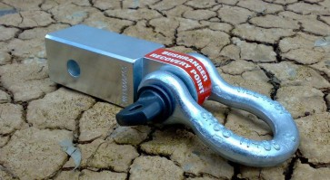 """Bushranger Recovery Hitch for 2"""" Receiver Hitches"""