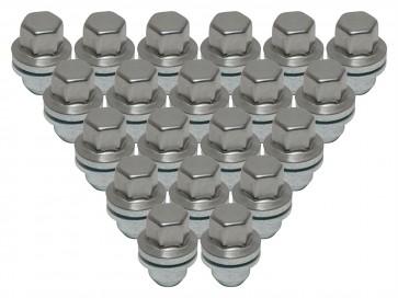 D3, 4 & 5 / RR L322 / RR L405 / RR Sport  x 20 OEM Alloy Wheel Nut Set RRD500510GX