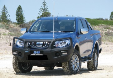ARB Smart Bar Mitsubishi L200 2015 On GLS & Exceed Models Black (No Winch)