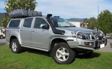 Safari GM / Isuzu D-Max / MU-X 06/2012 Onwards 3.0L & 1.9L Diesel Snorkel