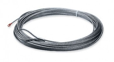 Wire Rope 8mmx 38m Term End No Hook Soft Eye