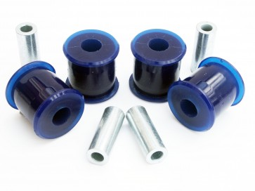 Superpro Jeep Cherokee, Grand Cherokee, and Wrangler Upper Trailing Arm Bush (Front Kit)