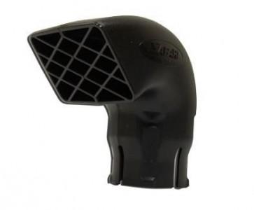 "Safari Snorkel Head - 3.5"" Tube"
