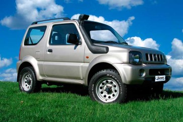 Safari Suzuki Jimny 88 - 94 1.3L Petrol Snorkel