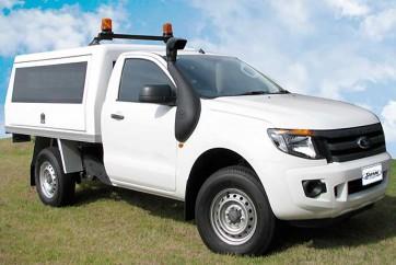 Safari Ford Ranger PX XL & XLS Diesel 2011 - 2015 Snorkel