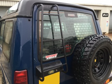 Land Rover Discovery 1 / Discovery 2 Rear Access Ladder STC50134 / STC8125AA