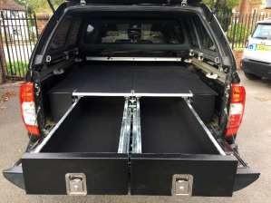 Terrafirma Universal Rear Drawer set