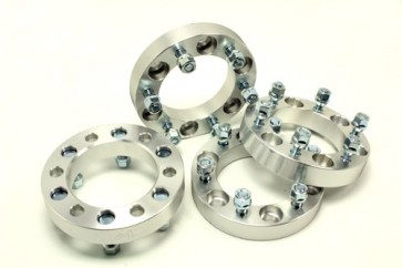Wheel Spacers for Nissan Navara D40 and NP300 (D23) - Set of 4