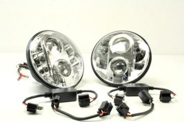 "7"" Terrafirma LED Headlights - LHD"