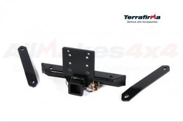 Terrafirma Rear Receiver Hitch - Defender 90 1998 on