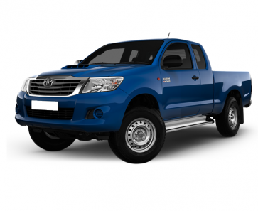 Toyota Hilux Extra Cab 2011 to 2015
