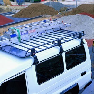ARB Trade Steel Roof Rack 2200x1350mm