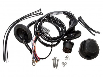 Discovery Sport 7 Seats / Spare Wheel 13 Pin Tow Bar Electrics VPLCT0185