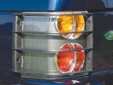 Range Rover L322 To 9A Rear Lamp Guard Set VUB001080