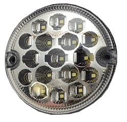 LED Defender Fog Light - Clear