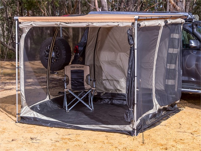 Arb 2m Wide X 2 5m Deluxe Awning Room With Floor Devon