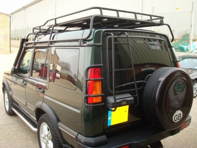 Safety Devices Discovery 2 Highlander Roof Rack High