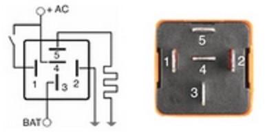 relay heated windscreen timer devon 4x4 glr10 gua. Black Bedroom Furniture Sets. Home Design Ideas