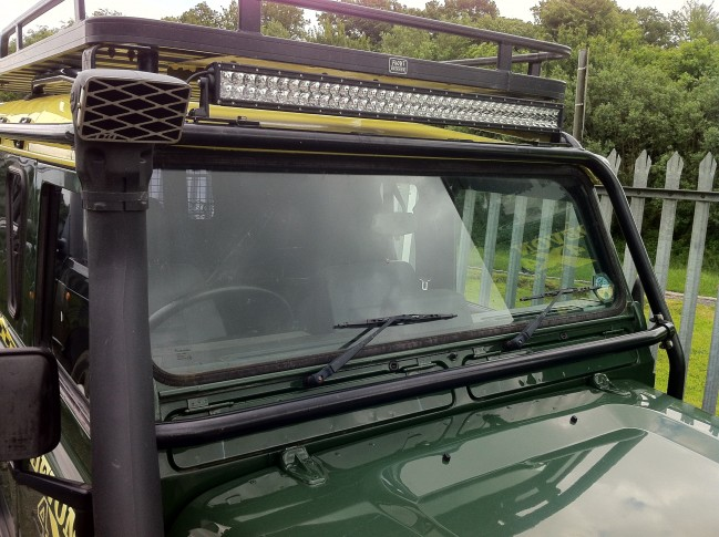 Aurora 40 Led Light Bar Devon 4x4 Alo 40 P4e4j Aur