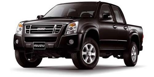 isuzu d-max double cab 2008 to 2012 - devon 4x4 - dm08dc-cp21