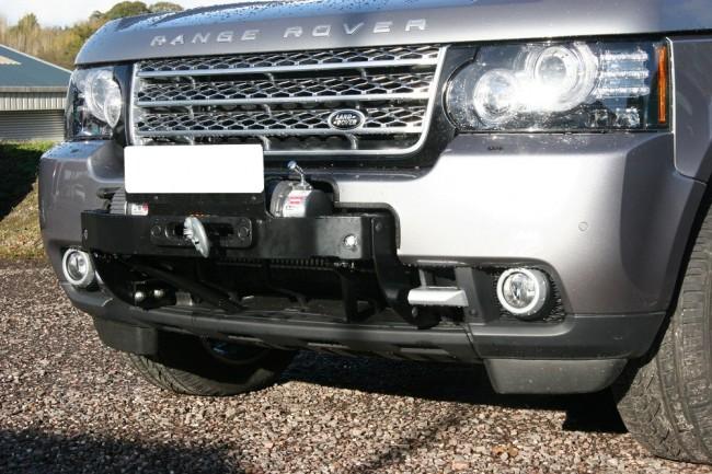 Range Rover L322 2010 On Winch Amp Mount Vplmp0098 Devon