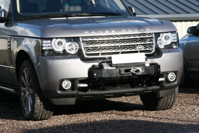 Range Rover L322 2010 On Winch Amp Mount Vplmp0098 Devon