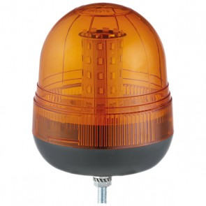 Durite Single Bolt Multifunction Amber LED Beacon - 12/24V