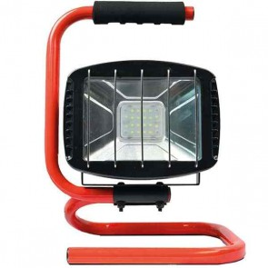Durite Work Lamp LED on stand c/w Bluetooth Speaker. 20W, 1200Lm