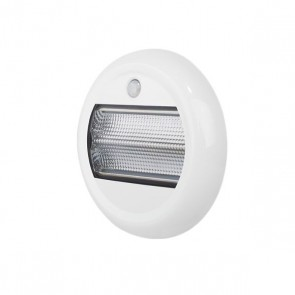 Durite Roof Lamp Dome PIR LED IP67 ECE R10 - 12/24V
