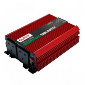 Durite Modified Wave Voltage Inverter 12 Volts DC To 230 Volts AC 1500 Watts
