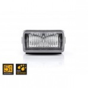 Lazer Lamps Carbon-2 (Reeded Horizontal)