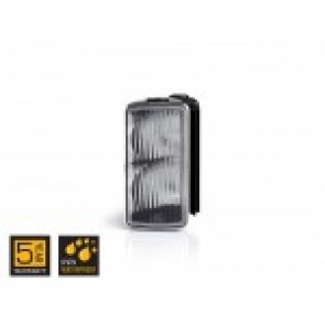 Lazer Lamps Carbon-2 (Reeded Vertical - 3D Material)