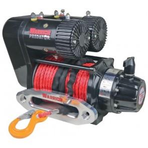 Warrior Predator 10,000lb Dual Motor Electric Winch 24V