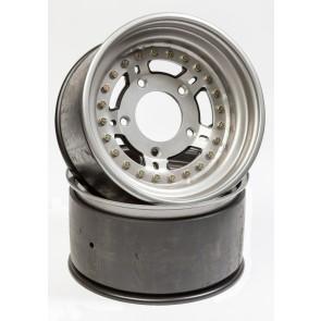 Stazworks Wheel - Gun metal/black