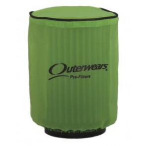 Outerwears pre-filter for cylindrical filters