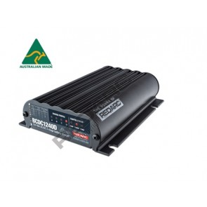 Redarc Dual Input 40a In-Vehicle DC-DC Battery Charger