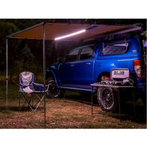 ARB 2.5m Wide X 2.5m Awning with Light