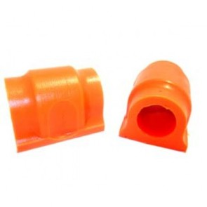 Polybush Discovery 3 & 4 Front Anti Roll Bar Clamp 27mm Bar Bushes