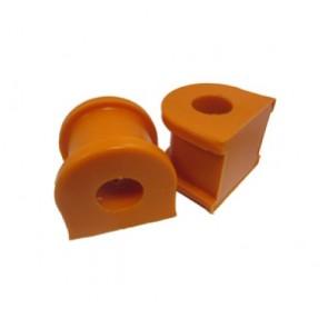 Polybush 101 Forward Control Anti Roll Bar D Clamp for 25.4mm Bar Bushes