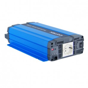Cotek SP-1000 Pure Sine Wave Inverter 12 Volts 1000w