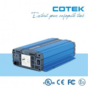 Cotek SP-700 Pure Sine Wave Inverter 12 Volts 700w