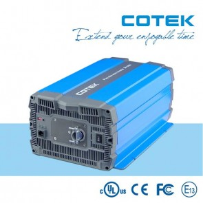 Cotek SP-3000 Pure Sine Wave Inverter 12 Volts 3000w