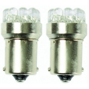 Sidelight Bulb 207 12v LED Pack Of 2
