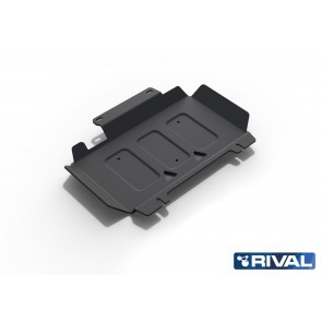 Rival - Ford Ranger - Engine Guards - 3mm Alloy