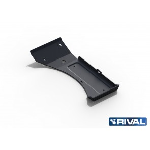 Rival - Ford Ranger - Fuel Tank Guard - 3mm Alloy