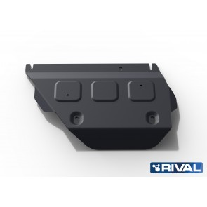 Rival - Ford Ranger & Ranger Raptor - Gearbox Guard - 3mm Alloy