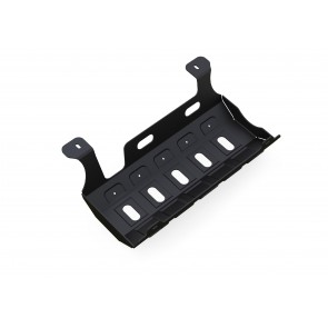 Rival - Jeep Wrangler - Exhaust Guard - 3mm Steel