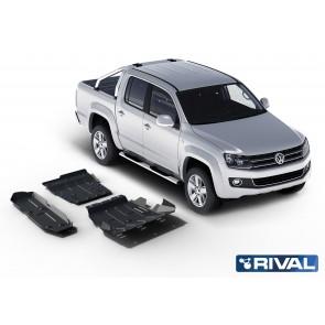 Rival - Volkswagen Amarok - Full Kit w/ tank (3 pcs)  - 3mm Steel